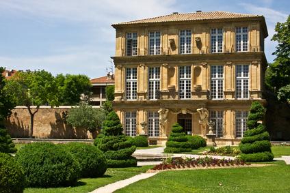 View of the Vendome Pavilion